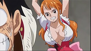 Nami 1 Chunk - The finest compilation of best and anime porn gigs of Nami