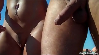 Close Up Vulva Naturist Cougars Hidden cam Flick