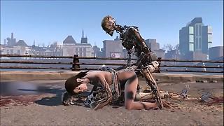 Fallout 4 Elie Smash Compilation
