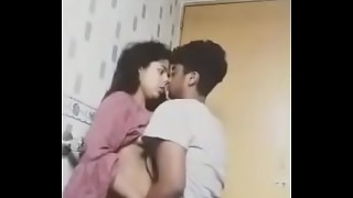 indian bashful girlfriend humped by boyfriend scarcely