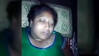 Desi Sleeping Wifey Banged