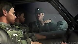 Resident Evil :Sex Virus Scene 1