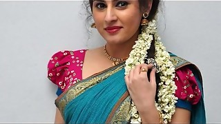 Highly Warm And Sumptuous South Indian Actresses In Sarees