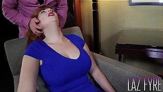 Lauren Phillips Mesmerized and Pummeled Bimbo