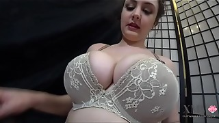 Victoria Milk- Big-titted Lactating Wifey Gets Her Milk Jacked