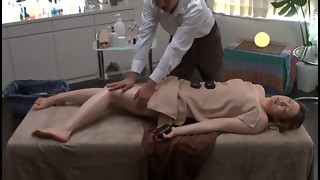 Personal Lubricant Rubdown Parlor for Married Dame 1.2 (Censored)