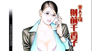Epic Chinese dame Hitomi Tanaka in Wild JAV censored Swallow, Dildos/Toys pinch