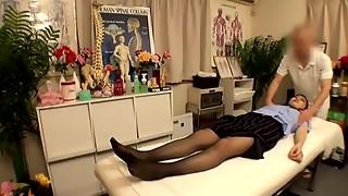 Perv Asian Doctor's Rubdown