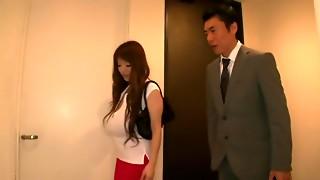 Kinky Asian damsel Hitomi Tanaka in Greatest JAV censored Bathroom, Huge Bra-stuffers flick