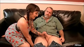 Jism Inwards Dad hd