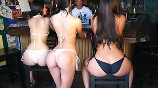 GFRevenge Video Scene: Beauties In Swimsuits