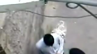Arab Hijab Housewife Caught Whoring - Spycam