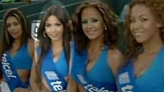 Miss Lebanon makes a pornography gauze