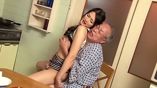 Outstanding Chinese model Risa Murakami in Exotic oldie, showers JAV flick