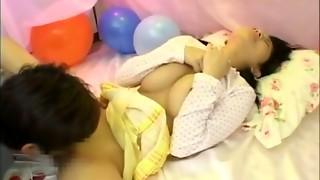 Aoi Sora in Knob (Roripoppu) Aoi Sora
