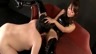 Shoes restrain bondage DE Yamai Mitsuki Hj sexual experiencing
