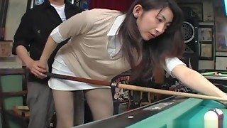 Nasty Chinese doll in Astounding JAV pin
