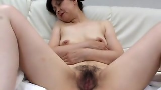 Incredible Asian damsel in Exotic Uncensored, Blowjob/Fera JAV movie