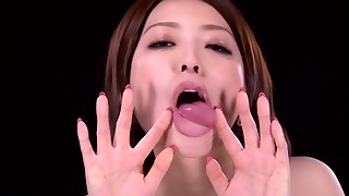 Exotic Chinese hoe Ai Haneda in Hottest glamour JAV video
