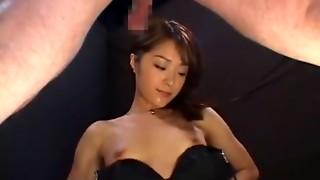 Unbelievable Asian mega-bitch in Best POV, Facial cumshot JAV movie