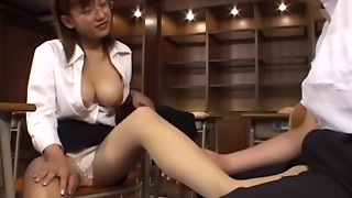 Nasty Asian model in Outstanding JAV uncensored Ample Breasts vid