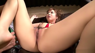 Extraordinaire Asian tramp Mizuki Ishikawa in Exotic JAV uncensored Finger-tickling video