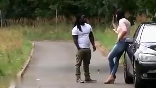 highly lengthy milky gams vs big black cock