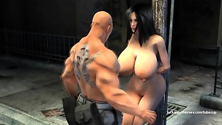 Phat titties, cock-squeezing pussy, bad guys, batman, juices pies - hell yeah
