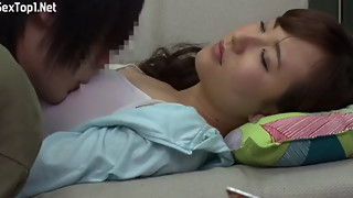 Asian dolls getting porked while sleeping