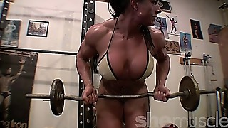Thick Tinah - Strong Lifter
