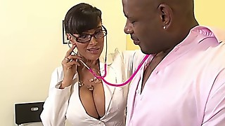 Doc Cougar Lisa Ann