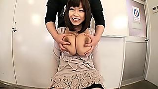 [BOBB-138] Ria Sakuragi - Huge-titted Japanese