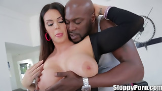 Lexington Steele smashes Alison Tyler & Lauren Philips & Brittney Amber & Nina Kay