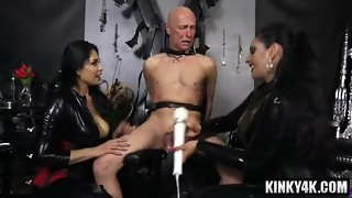 Red-hot dominatrix dominance and climax