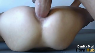 An mighty rump workout!Big speculum and rock hard anal!!he drill me like a slut!