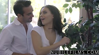NubileFilms - Lana Rhoades Enticing Taunt For Step Step-brother
