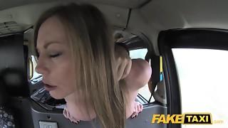 Faux Cab Swinger Biz Cougar fuck-fest gauze