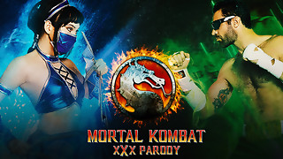 Mortal Kombat A Gonzo Parody
