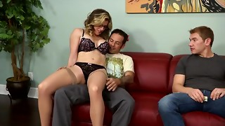 TABOO - STEPFAMILY 3