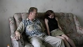 Inexperienced dad and daughter-in-law   XVIDEOSCOM