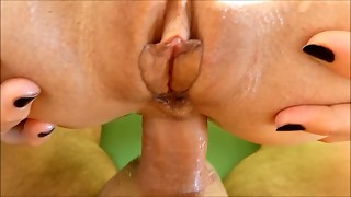 My first-ever anal invasion fuck-fest with extraordinary burst ejaculation it was so supreme