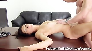 Fit Teenager Bum-fucked and Coated