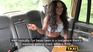 FakeTaxi Excellent assets and a breaking rump