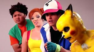 Strokemon - The Pokemon Gonzo parody