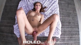 HOLED - Cool step-sister Rebel Lynn's culo banged by step-brother