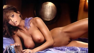 Karen McDougal - Playboy Fucking partner December 1997, PMOY 1998