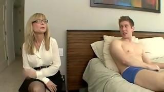 Mother Catches not Cherry Sonny Masturbating--daddi
