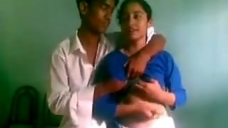 Desi bangla SSC schoolgirls plow in Class muslim deepthroat rear end
