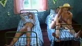 2 Folks Screwed By Village Wifes