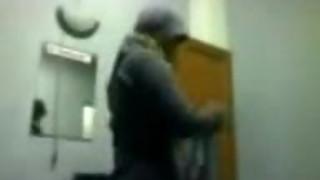 indonesian- hijab gal yelling